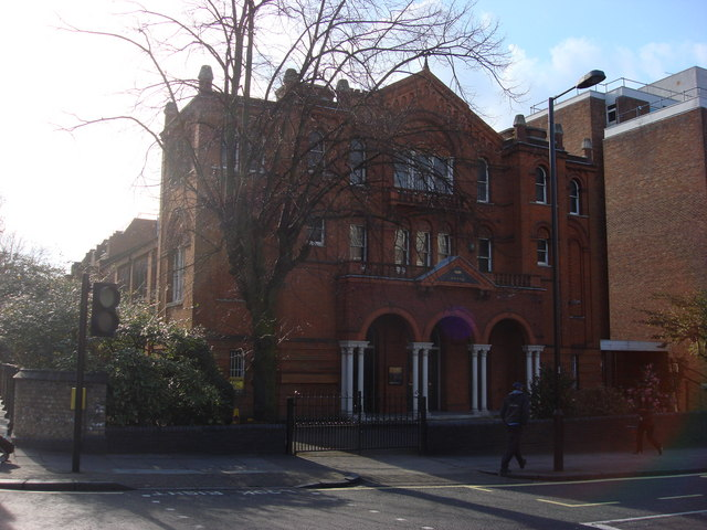 The New London Synagogue, Abbey Rd