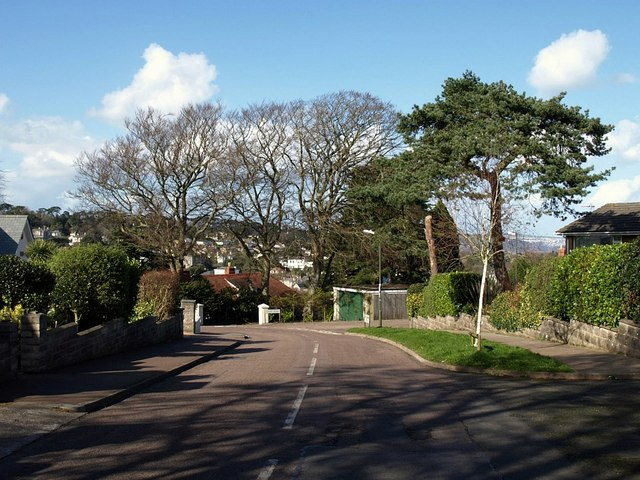 Higher Lincombe Road, Torquay