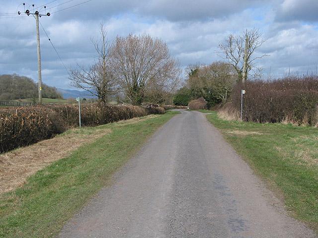 Road to Eldersfield