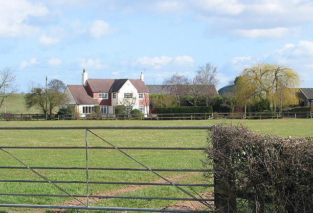 Farm near Tirley Knowle