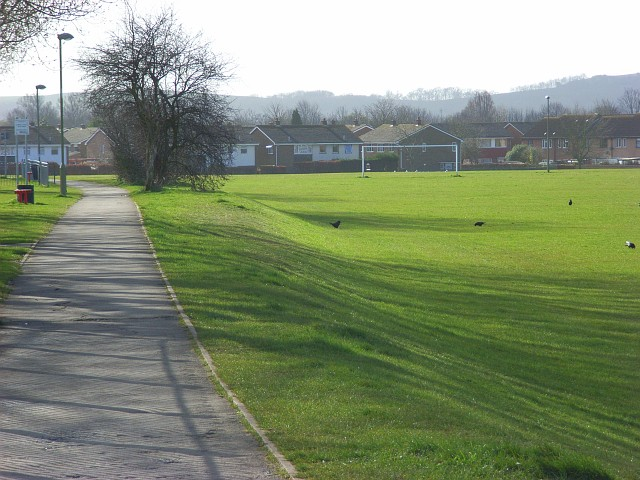 Recreation ground, Berinsfield