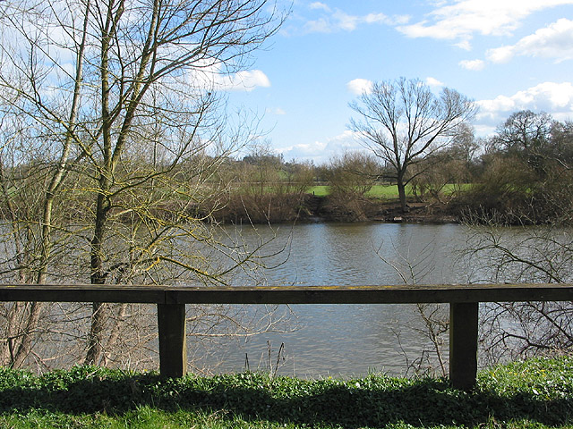 The width of the Severn