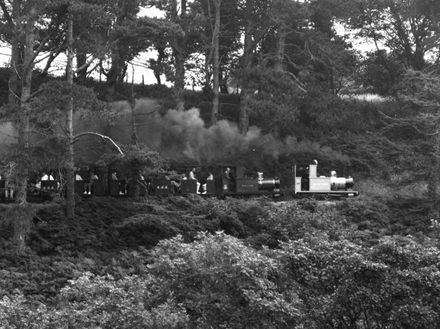 The Groudle Glen Railway