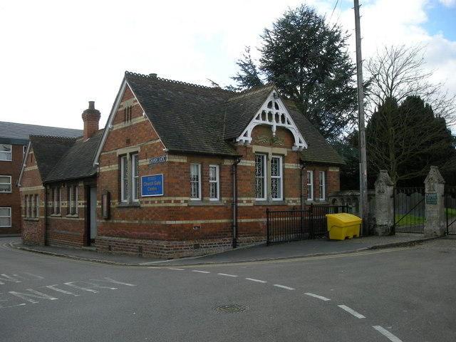 Lutterworth-Church Gate Centre