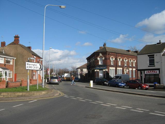 Warrington Road, Halton View