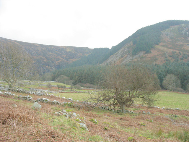 The Nant Gwrtheyrn valley