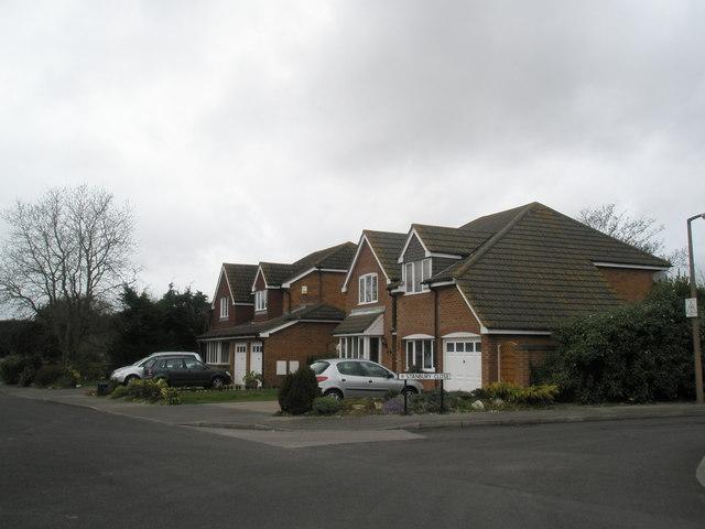 Stanbury Close, Bosham