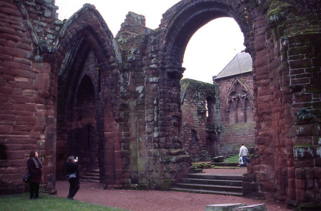 Ruined arches, Chester