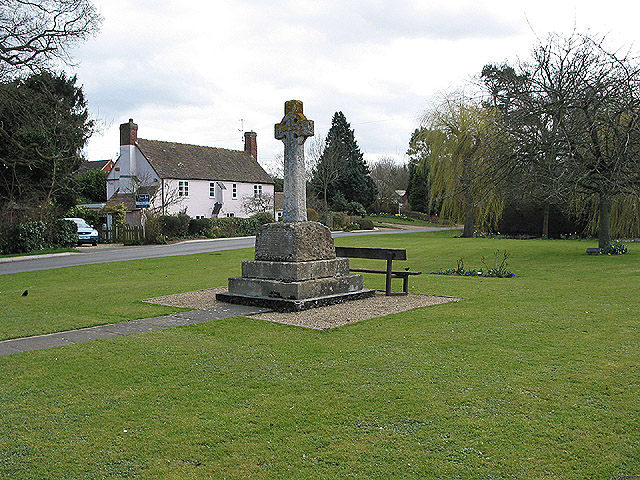 Village green, Apperley
