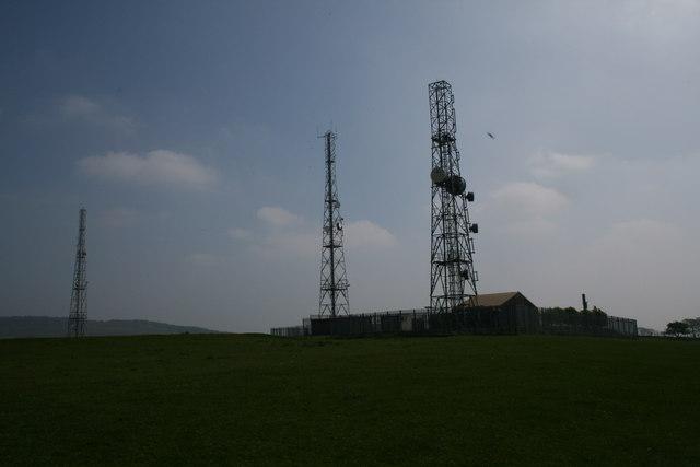Radio Masts, Barnacre Moor