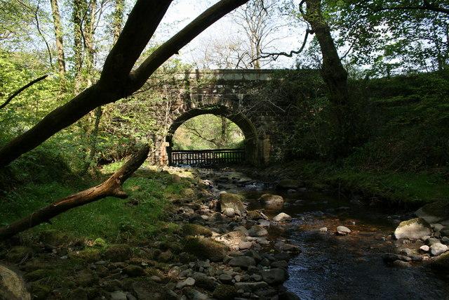 Jack Anderton Bridge, River BRock