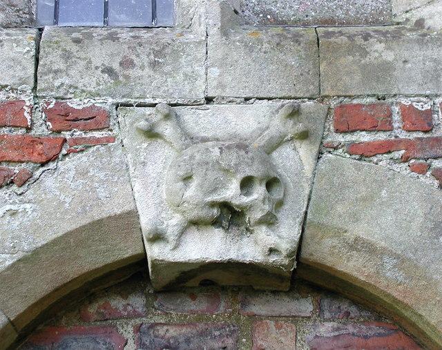 All Saints Church, Halsham
