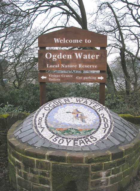 Ogden Water commemorative plaque