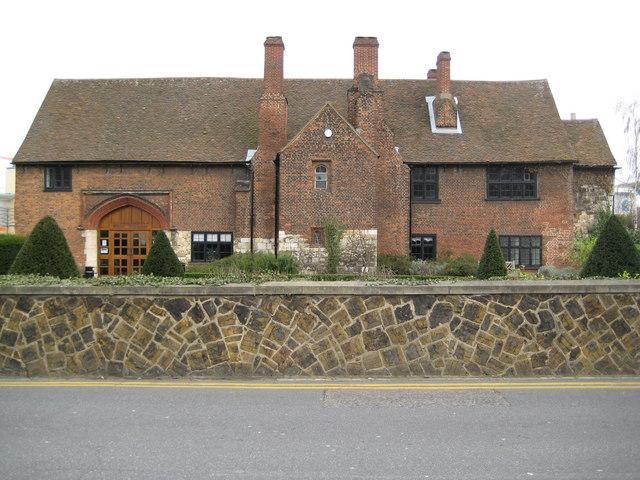 Dartford Manor Gatehouse