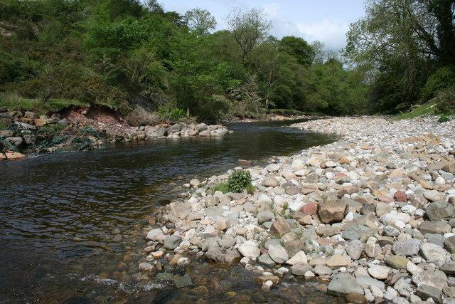 River Greta, near Kepp House