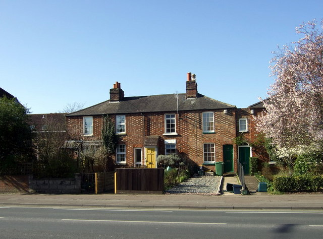Old cottages, Summertown