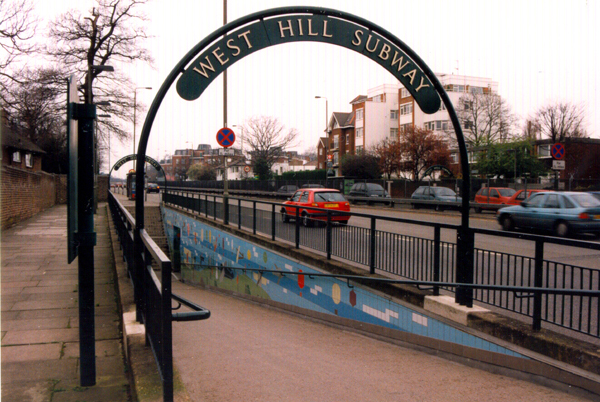 West Hill Subway
