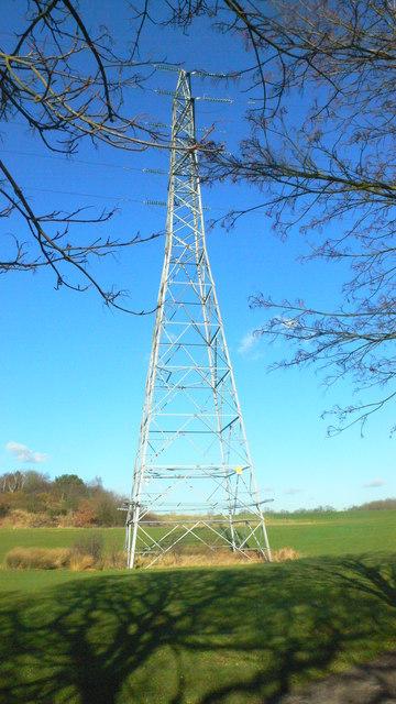 Pylon in Hillfield Park