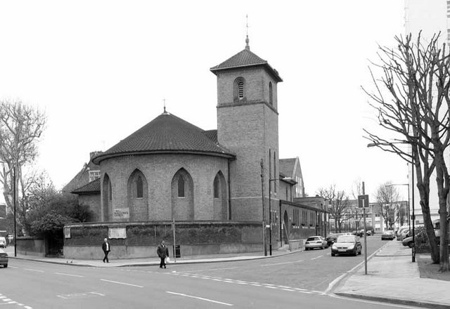 All Hallows, Devons Road, Bromley by Bow, London E3