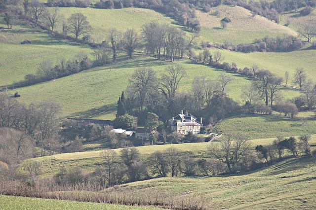 2008 : Ashcombe House near Langridge