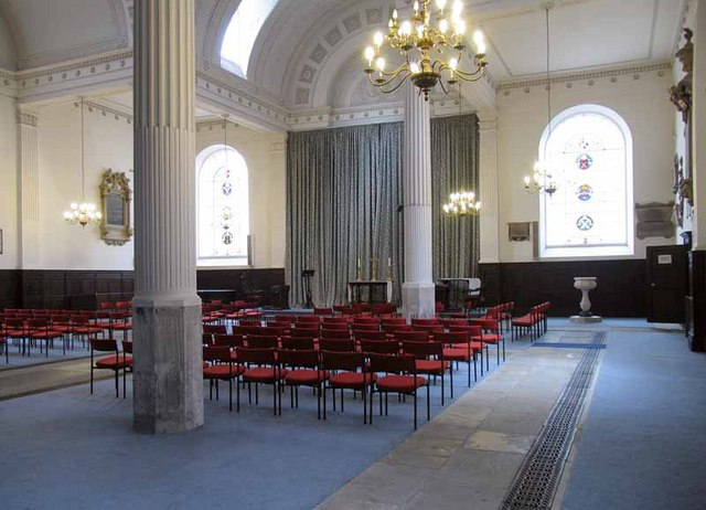 St Mary at Hill, St Mary at Hill, Cheapside, London EC3 - Interior