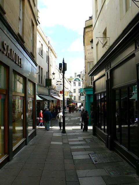 Northumberland Place, Bath