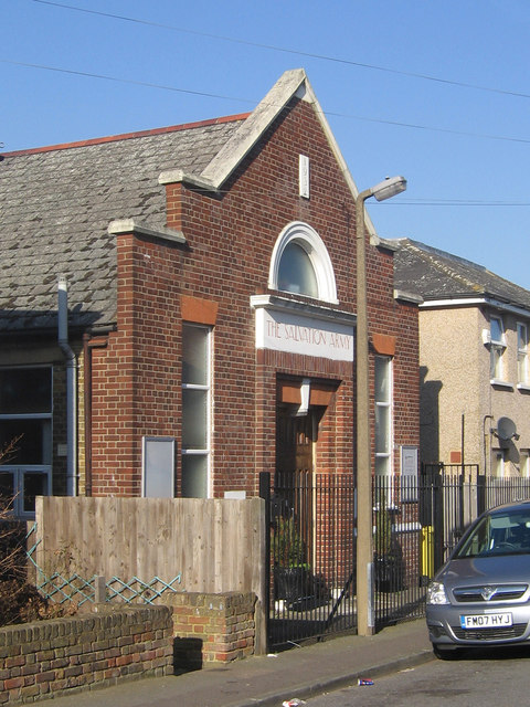 The Salvation Army, Orpington