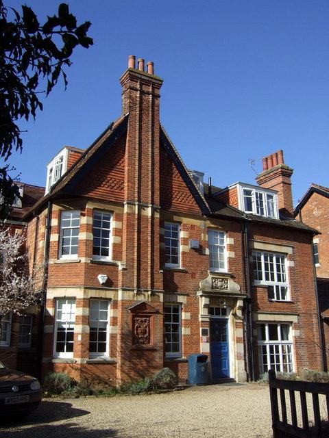 North Oxford house, Banbury Road