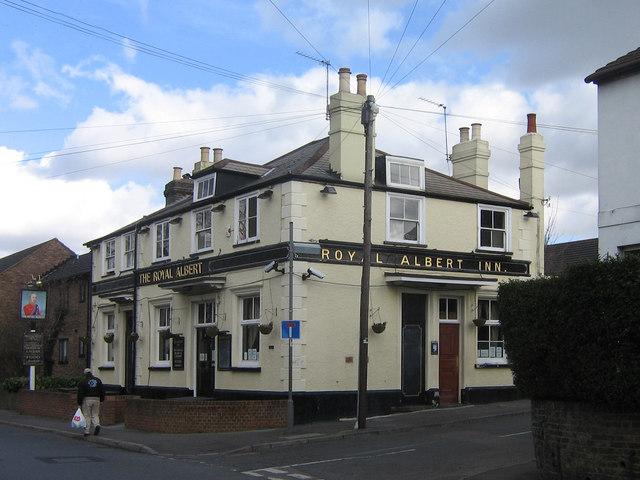 The Royal Albert Inn, Orpington