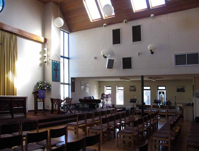 St James Church Centre, Stanley Avenue, Alperton, HA0 4JB - Interior