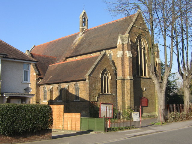St Andrew's Church, Orpington