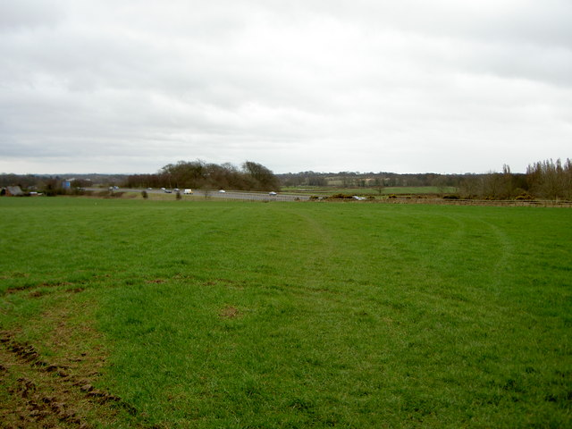 Footpath between Storeton and Brimstage Lane