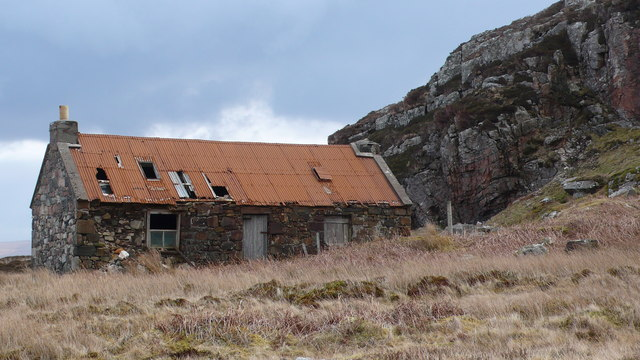 Shepherds bothy, Raasay