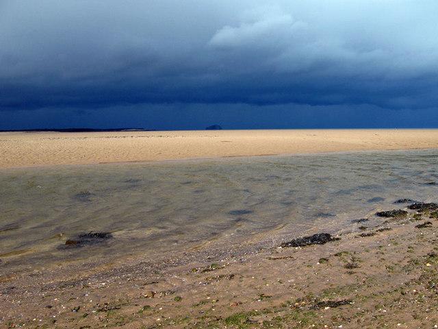 Biel Water at Belhaven Bay