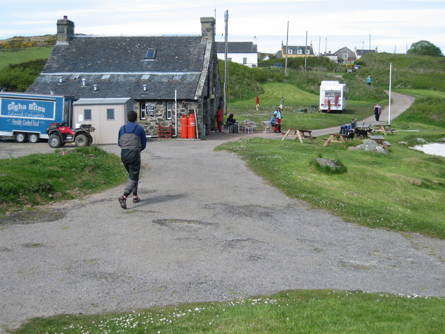 Tea Room, Ardminish, Gigha