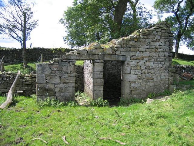 Ruin at Old Accraplatts