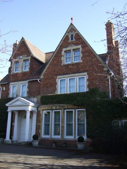 Sir James Murray's house