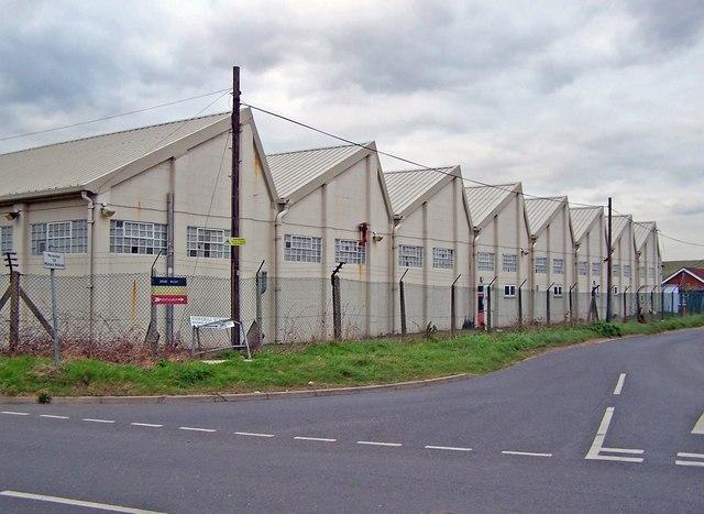 REME storehouses, Chattenden