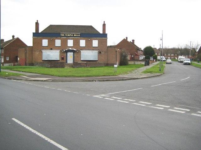 Dartford: Former Temple Belle public house