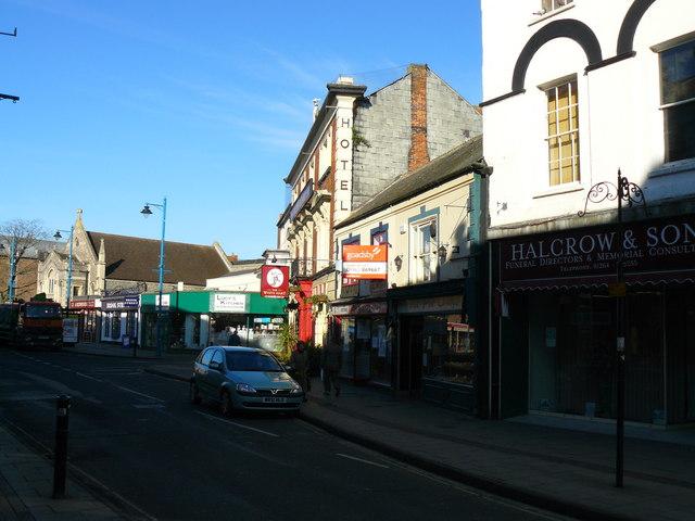 Andover - Bridge Street