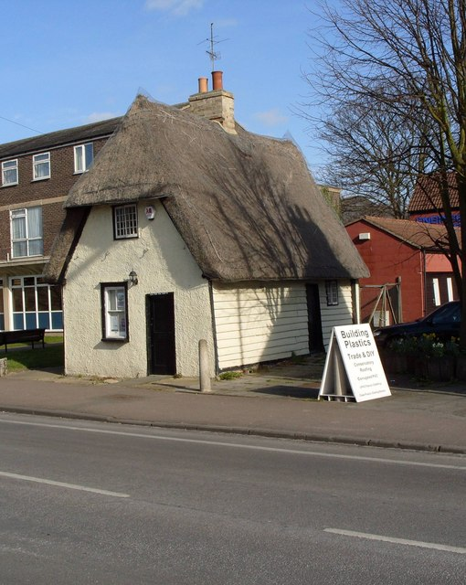 Traditional Thatched Cottage, Cherry Hinton