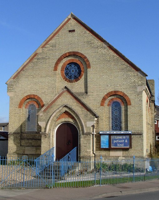 Baptist Chapel, Cherry Hinton