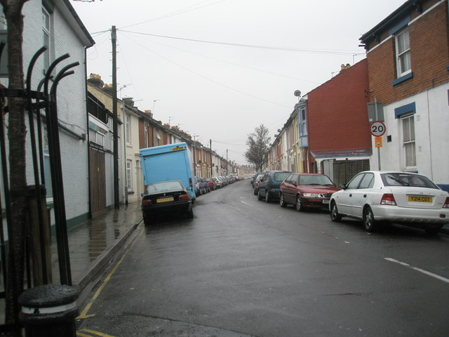 Orchard Road, Fratton