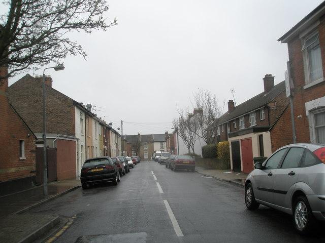 Eton Road, Fratton