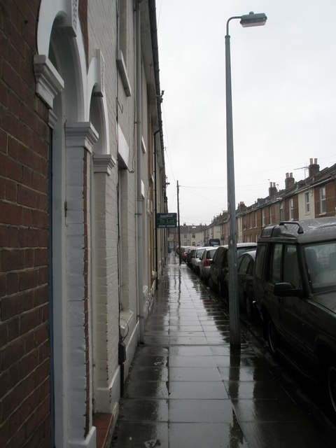 Lawson Road, Fratton