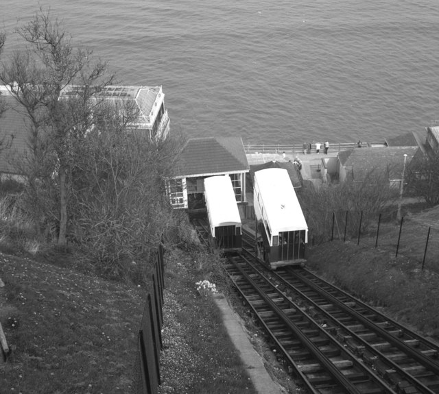South Cliff Lift, Scarborough