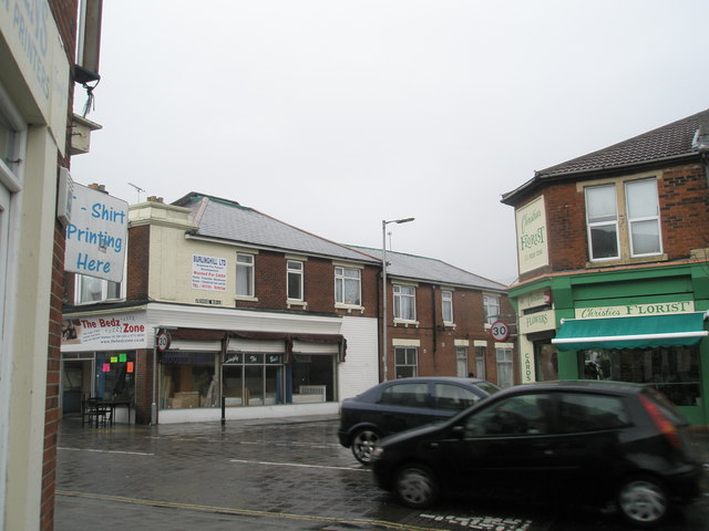 Junction of  Jessie and Fawcett Road, Fratton