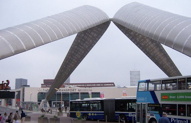 Whittle Arch-Coventry