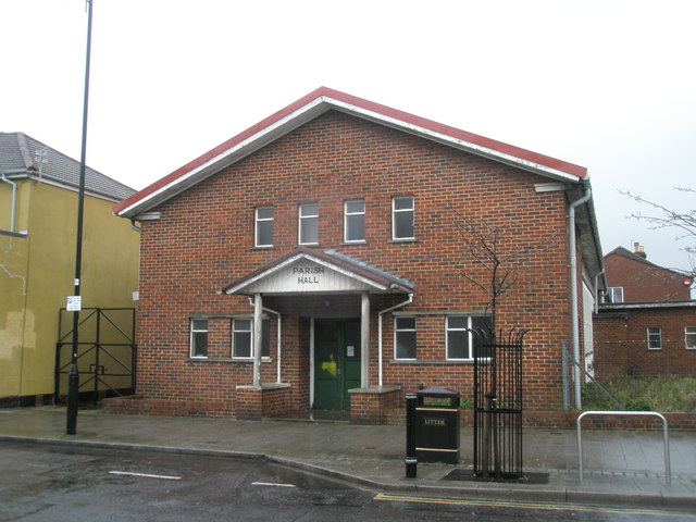 Holy Spirit Church Hall