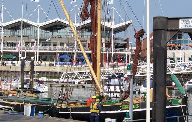 Gun Wharf Quays-Portsmouth